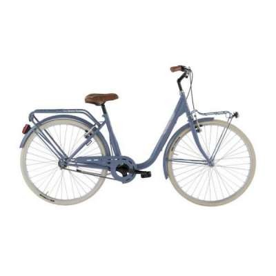 Bicicletta BEAUTY Alpina Bike Donna 6V Blu
