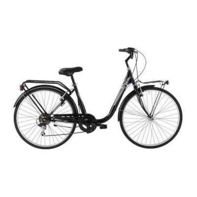 Bicicletta BEAUTY Alpina Bike Donna 6V Nero
