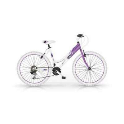 Bicicletta DISTRICT 20 CLASSIC Mtb MBM Bambina Viola
