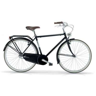 Bicicletta MOONLIGHT MBM Uomo Nero