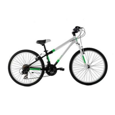 Bicicletta MOST 24 Mtb Alpina Bike Bambino Nero