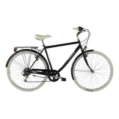 Bicicletta SHARIN Alpina Bike Uomo Nero