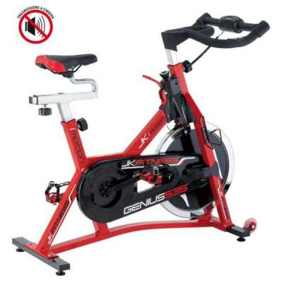Indoor Cycles GENIUS 535 di JK Fitness, serie I-motion