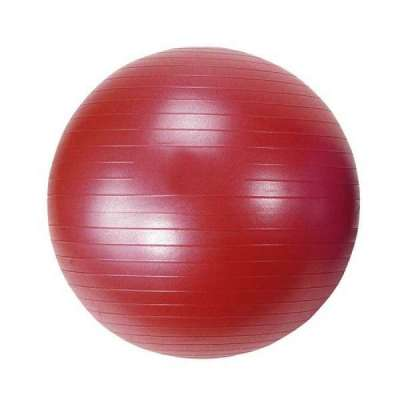 Palla pilates MF501 di Movifitness antiscoppio Ø 55 cm, 900 g