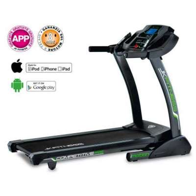 Tapis Roulant COMPETITIVE 145 di JK Fitness, serie I-motion