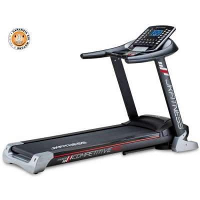 Tapis Roulant COMPETITIVE 146 di JK Fitness, serie I-motion