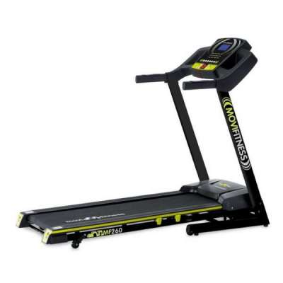 Tapis roulant MF260 di Movifitness con inclinazione manuale