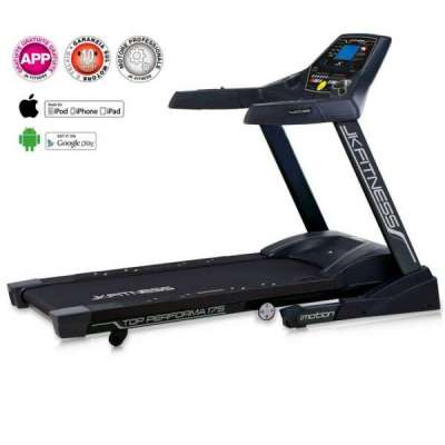 Tapis Roulant TOP PERFORMA 175 di JK Fitness, serie I-motion