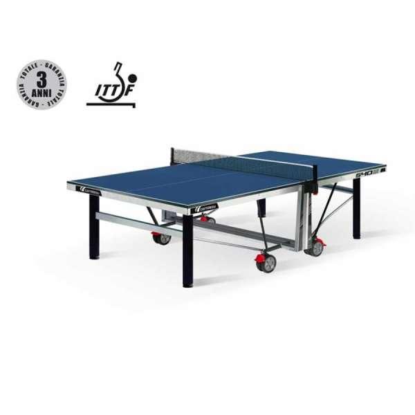 Tavolo da ping pong competition 540 ittf cornilleau - Tavolo da ping pong decathlon prezzi ...