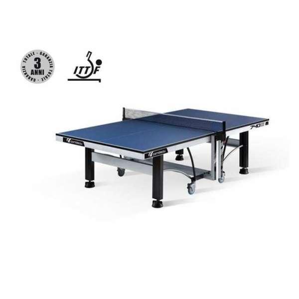 Tavolo da ping pong competition 740 ittf cornilleau - Tavolo da ping pong decathlon prezzi ...