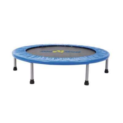 Trampolino da interno ø 102 cm MF538-P di Movifitness