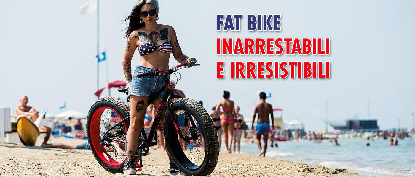 Speciale bici fat bike